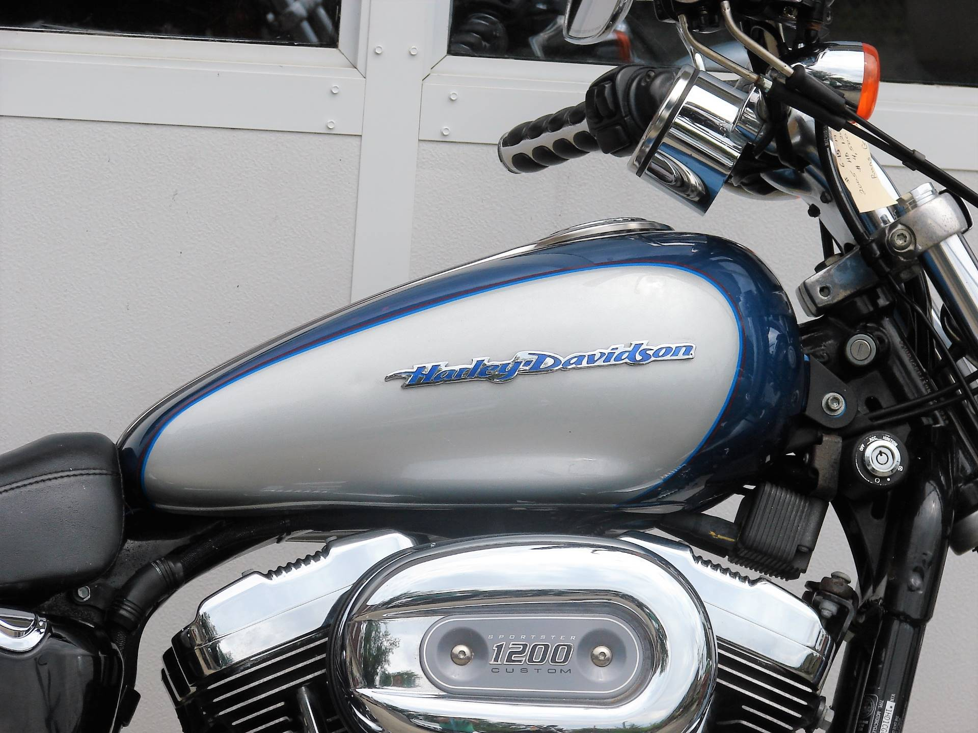 2005 Harley-Davidson Sportster® XL 1200 Custom in Williamstown, New Jersey - Photo 3