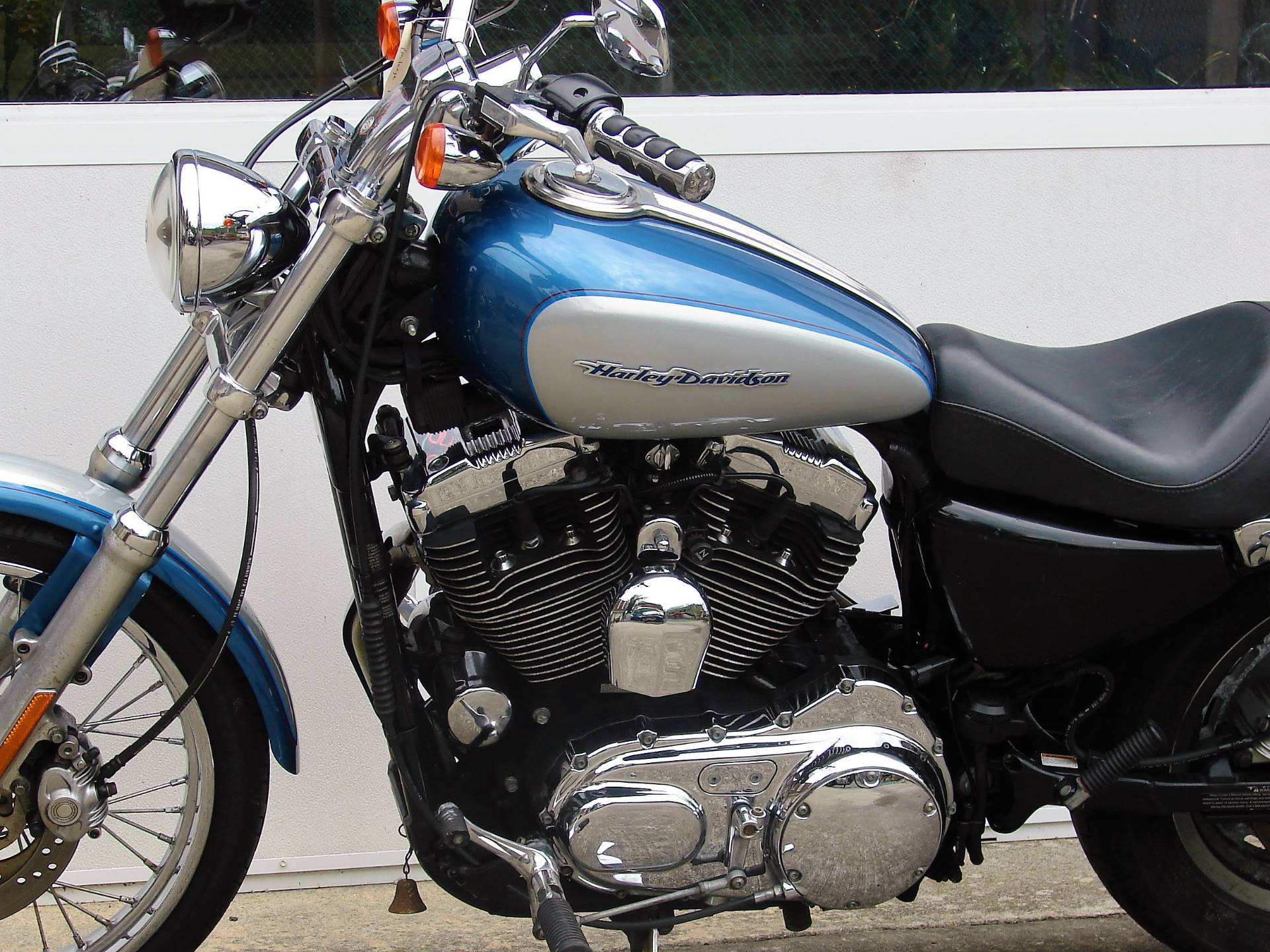 2005 Harley-Davidson Sportster® XL 1200 Custom in Williamstown, New Jersey - Photo 8