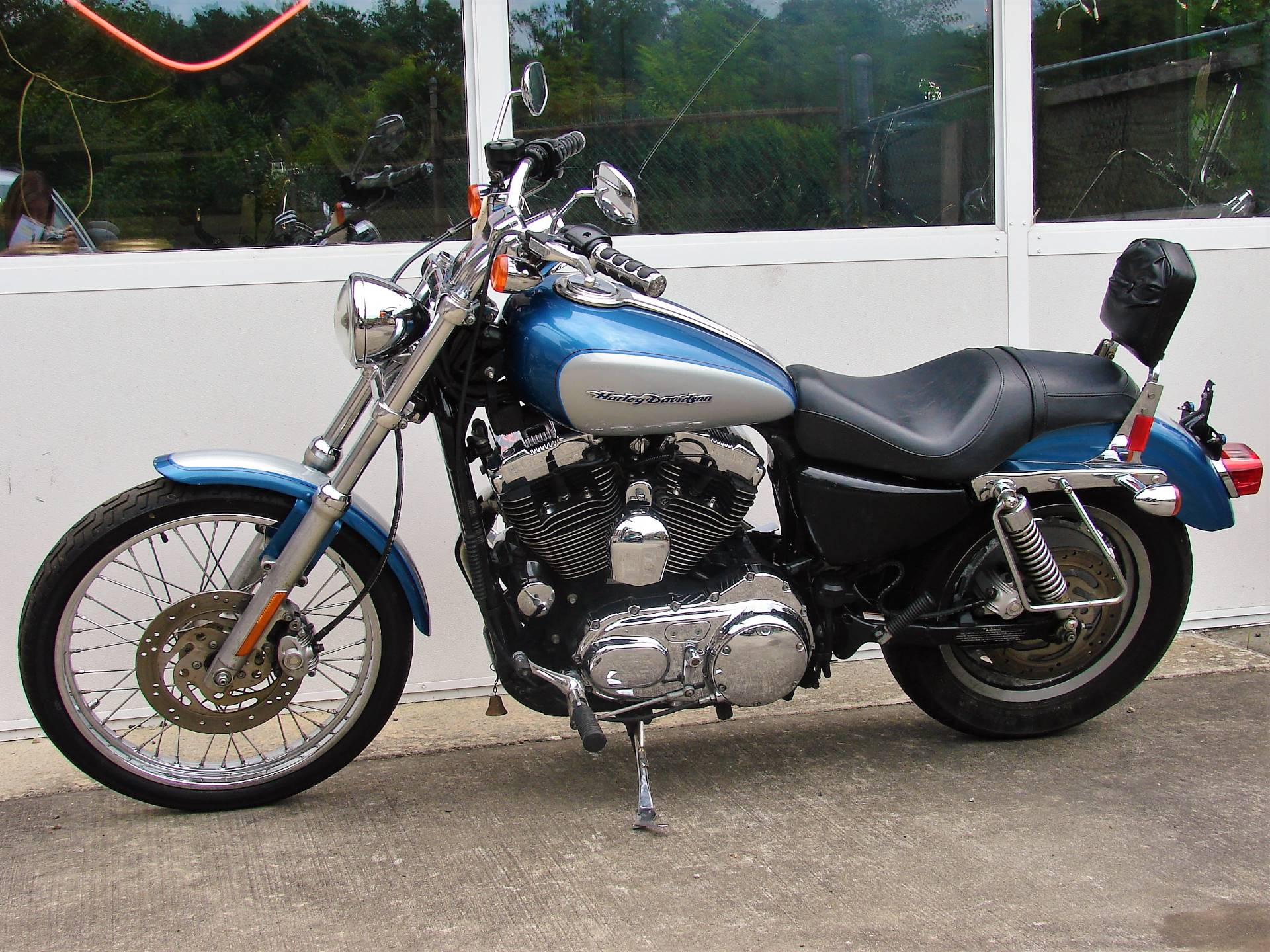 2005 Harley-Davidson Sportster® XL 1200 Custom in Williamstown, New Jersey - Photo 13