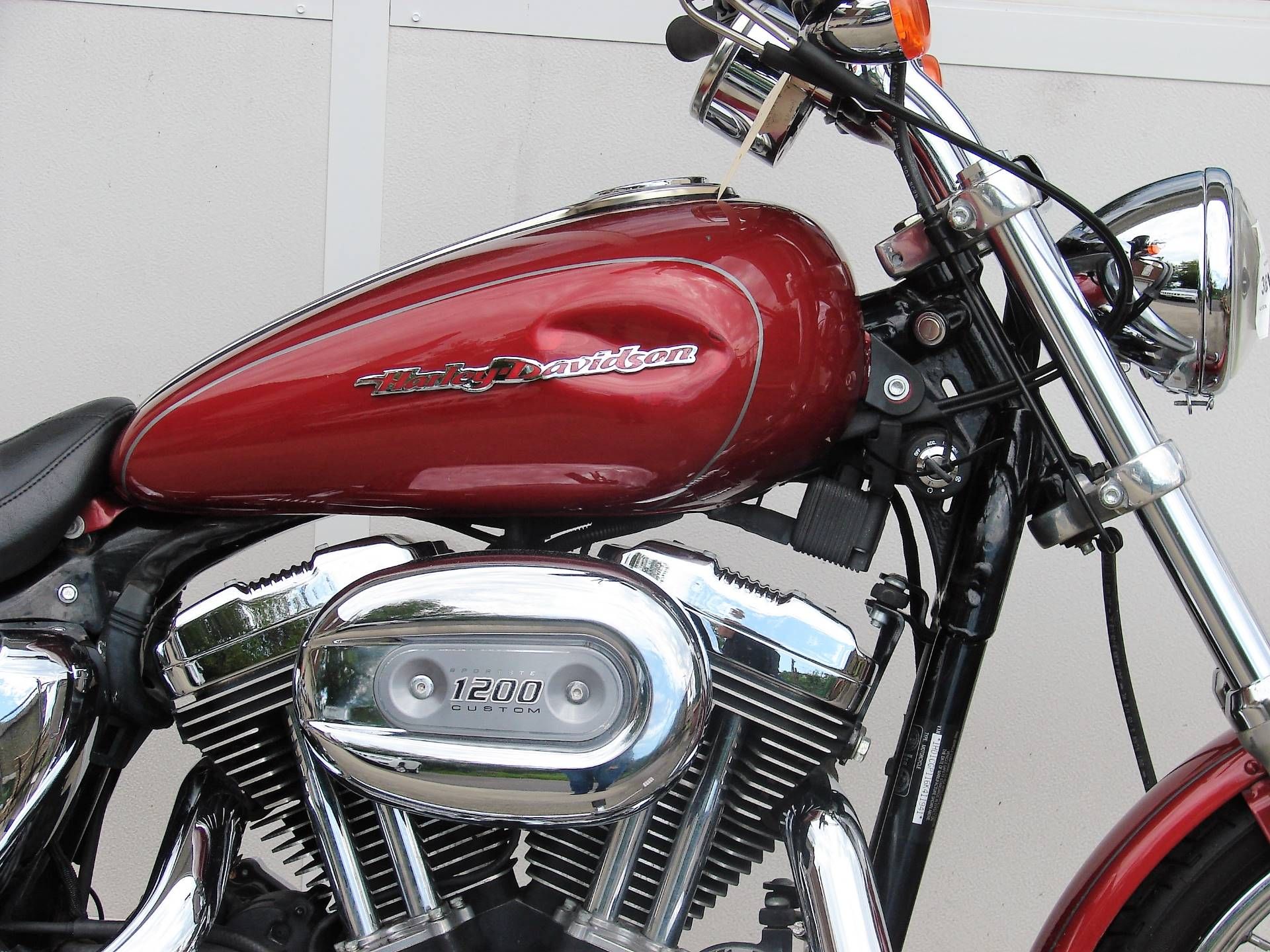 2006 Harley-Davidson XL 1200C Sportster Custom in Williamstown, New Jersey - Photo 3