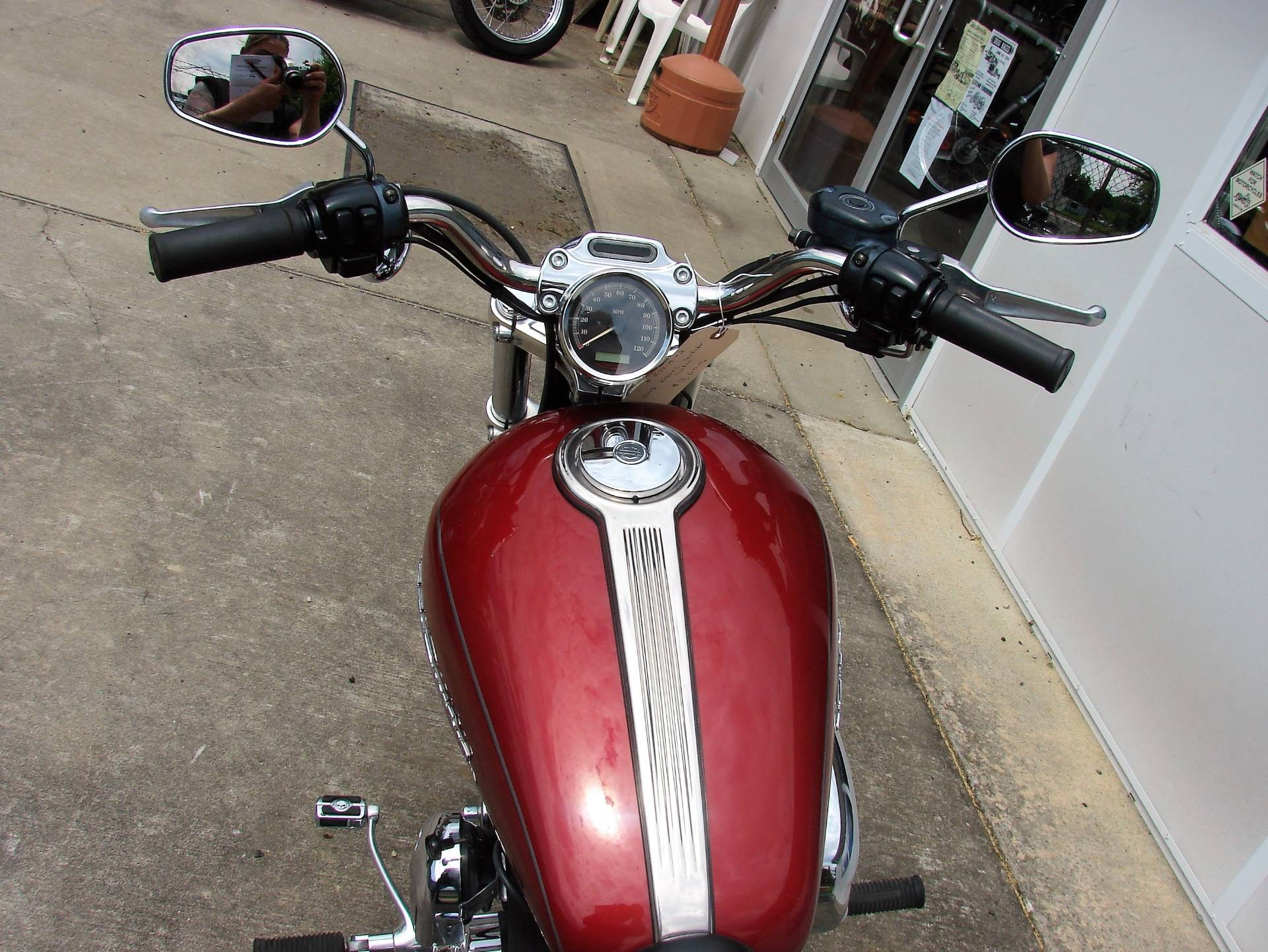 2006 Harley-Davidson XL 1200C Sportster Custom in Williamstown, New Jersey - Photo 4