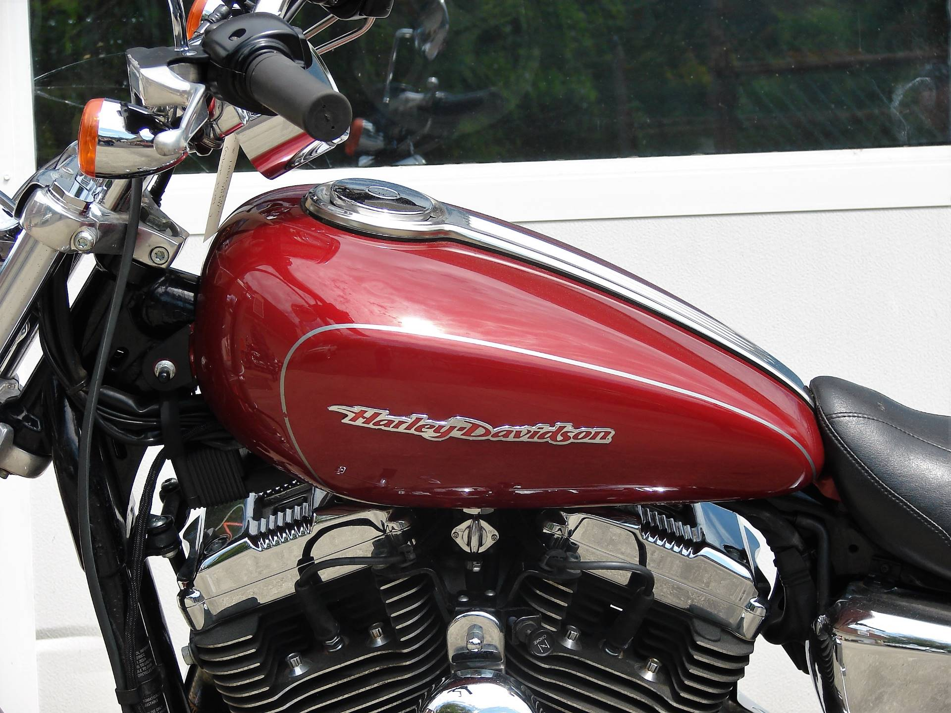 2006 Harley-Davidson XL 1200C Sportster Custom in Williamstown, New Jersey - Photo 7