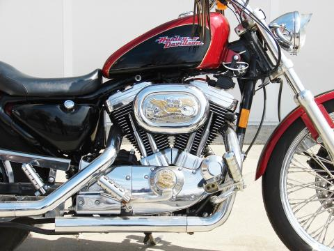 1998 Harley-Davidson 1200cc Sportster in Williamstown, New Jersey
