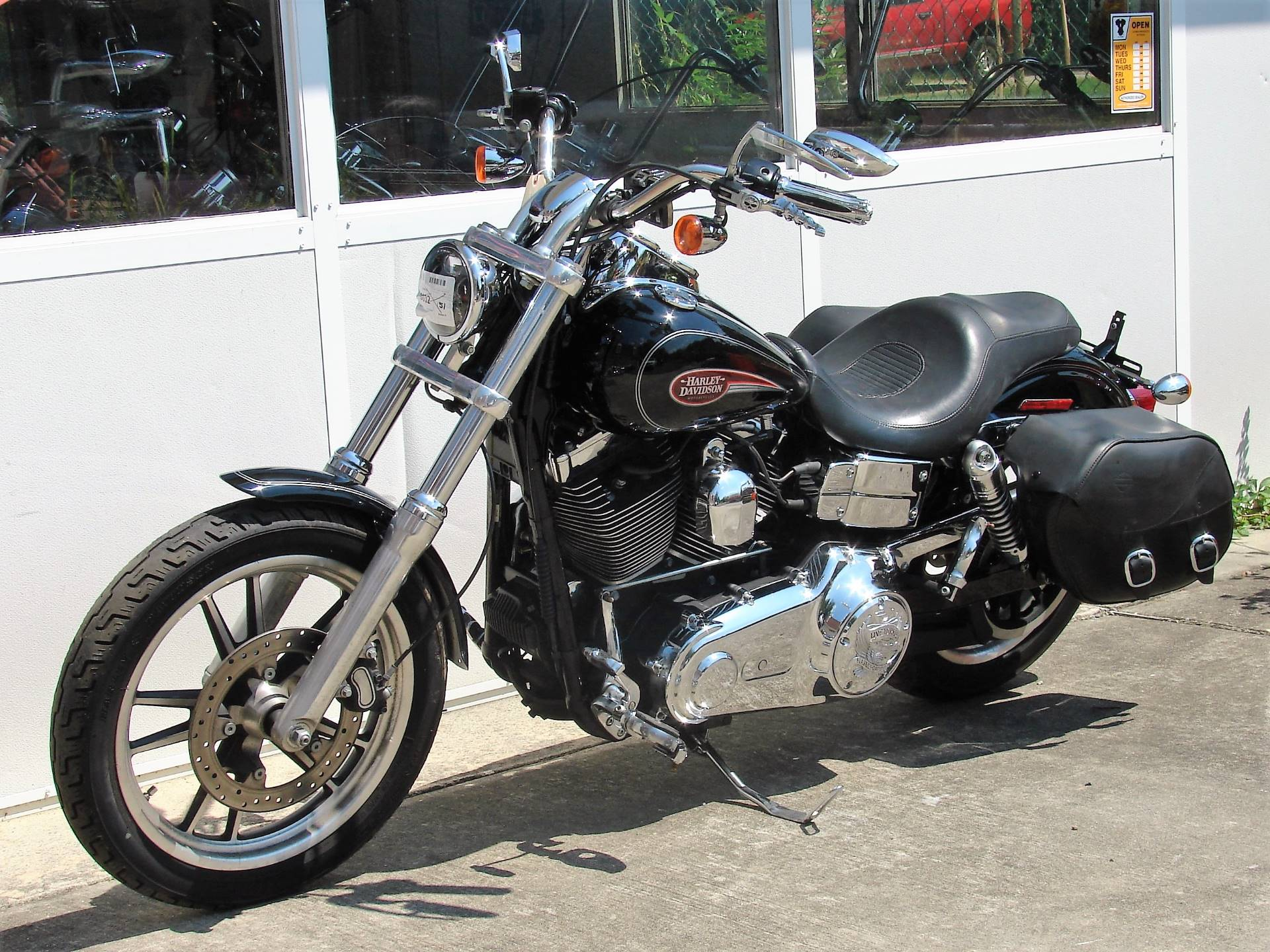 2008 Harley-Davidson FXDL Dyna Low Rider in Williamstown, New Jersey - Photo 11
