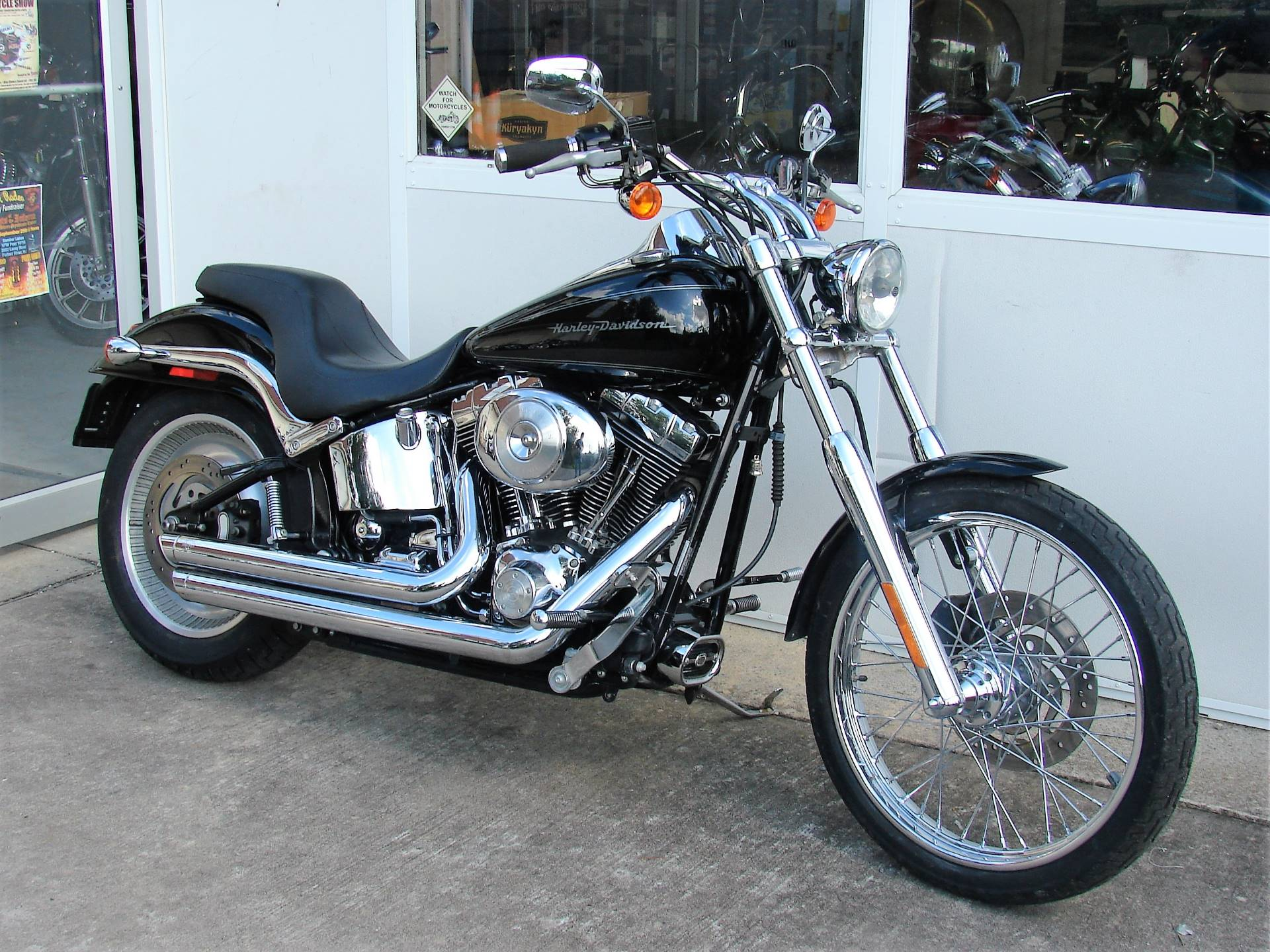 2005 Harley-Davidson Harley Davidson  FXSTD/I  Softail Deuce in Williamstown, New Jersey