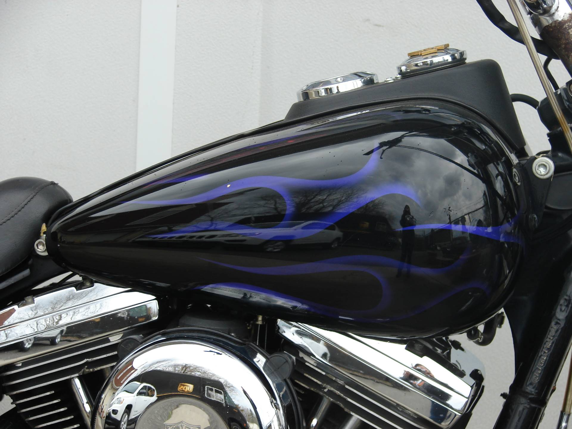 1996 Harley-Davidson Dyna Glide FXD  (w/ Wide Conversion) in Williamstown, New Jersey