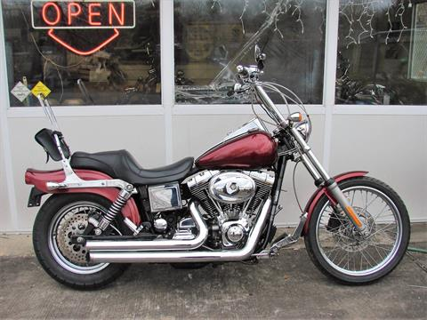 2002 Harley-Davidson FXDWG Dyna Wide Glide in Williamstown, New Jersey