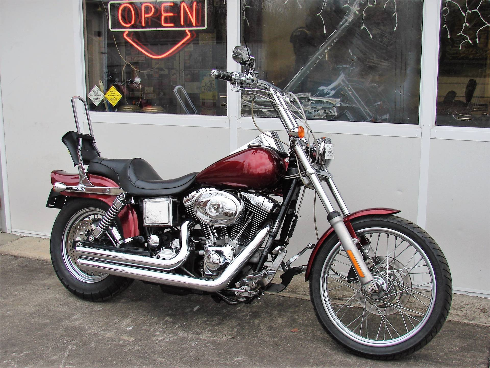 2002 Harley-Davidson FXDWG Dyna Wide Glide in Williamstown, New Jersey - Photo 19