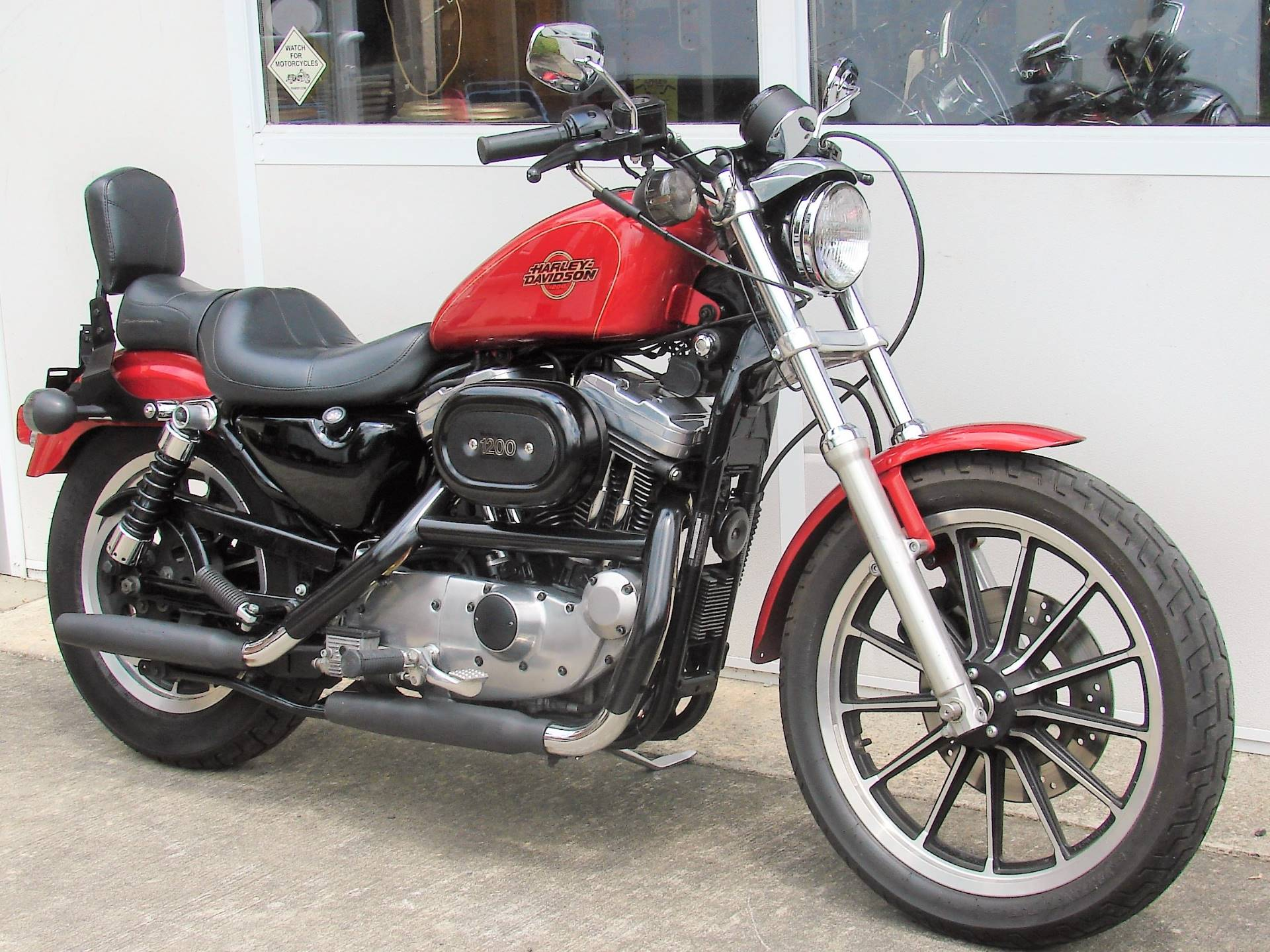1996 Harley-Davidson XL 1200 Sportster  (Runs Good!) in Williamstown, New Jersey - Photo 4