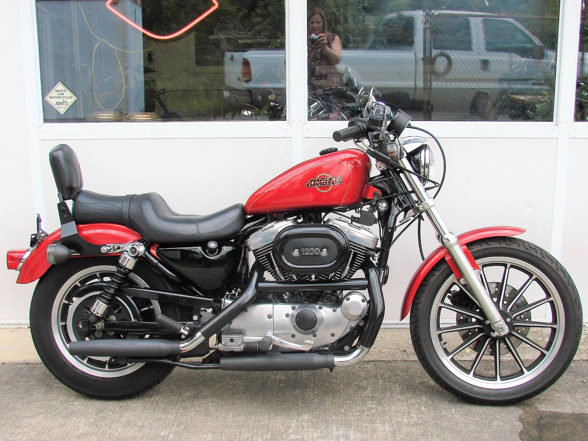 1996 Harley-Davidson XL 1200 Sportster  (Runs Good!) in Williamstown, New Jersey - Photo 11