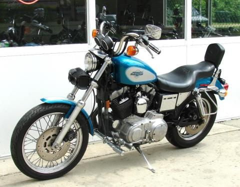1995 Harley-Davidson 1200 Sportster in Williamstown, New Jersey
