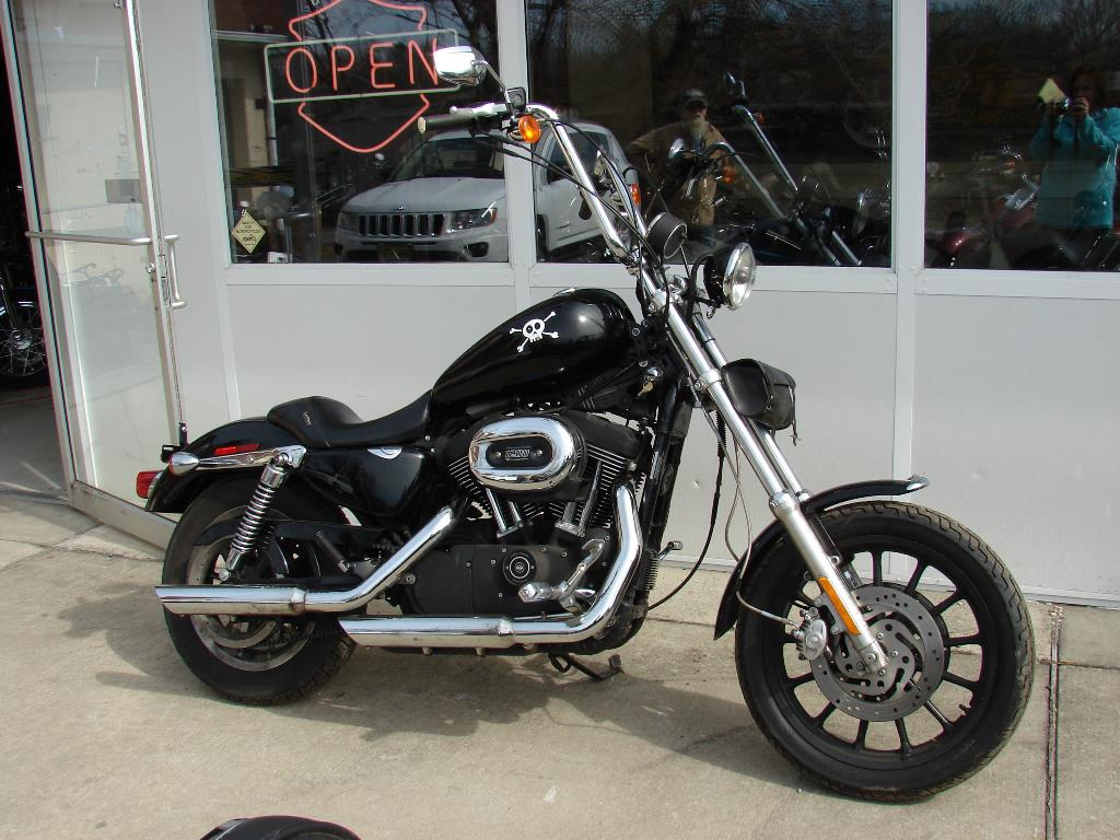 2006 Harley-Davidson Sportster® 1200 Roadster in Williamstown, New Jersey - Photo 4