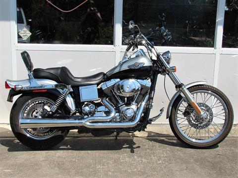 2003 Harley-Davidson FXDWG Dyna Wide Glide (Anniversary Edition) in Williamstown, New Jersey - Photo 5