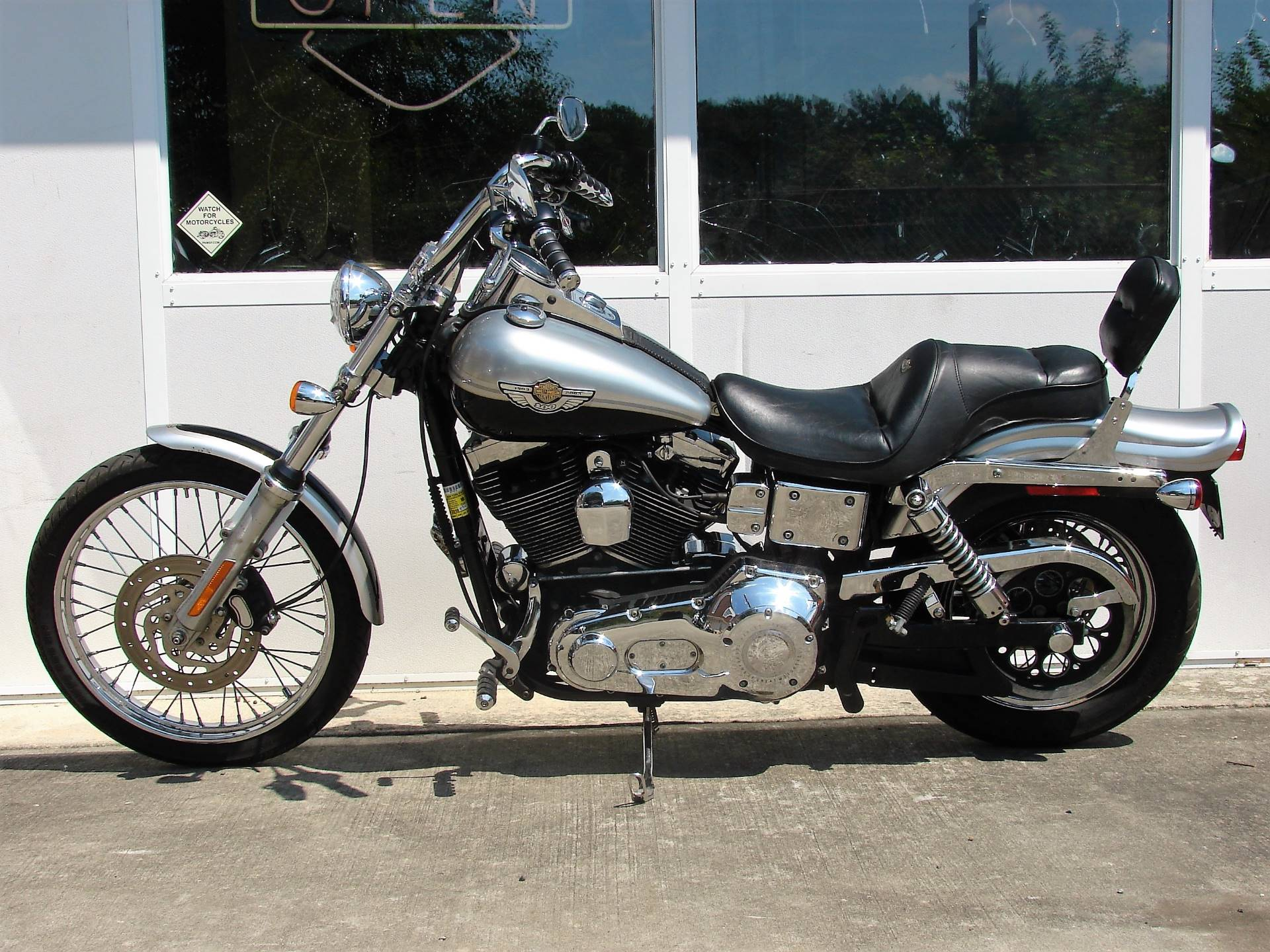 2003 Harley-Davidson FXDWG Dyna Wide Glide (Anniversary Edition) in Williamstown, New Jersey - Photo 13
