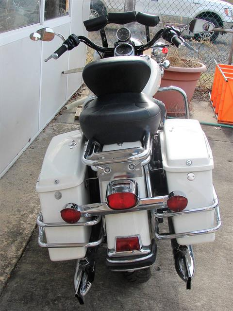 2001 Harley-Davidson FLHTPI Electra Glide (Police Special) - WHITE in Williamstown, New Jersey - Photo 12