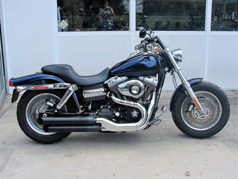 2009 Harley-Davidson FXDF  Dyna Fat Bob - (Navy Blue Metallic) in Williamstown, New Jersey