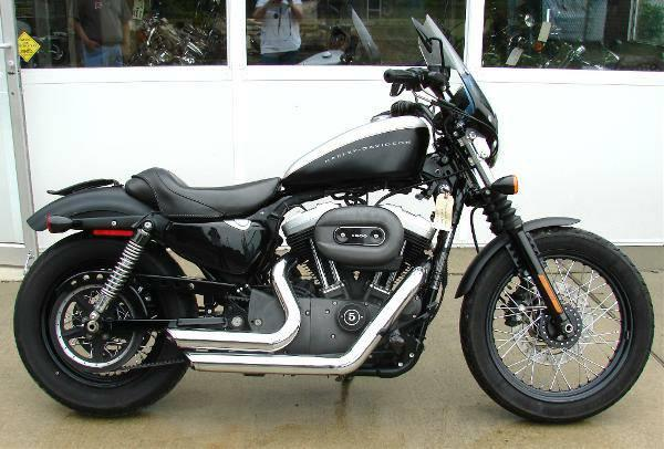 2009 Harley-Davidson XL 1200 Sportster Sport in Williamstown, New Jersey - Photo 1