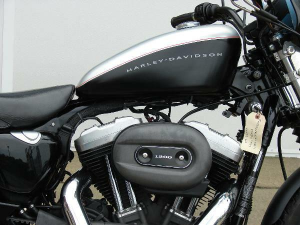 2009 Harley-Davidson XL 1200 Sportster Sport in Williamstown, New Jersey - Photo 3