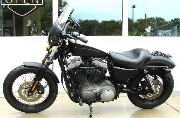 2009 Harley-Davidson XL 1200 Sportster Sport in Williamstown, New Jersey - Photo 5