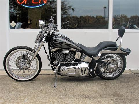 1997 Harley-Davidson Softail Springer FXSTS in Williamstown, New Jersey