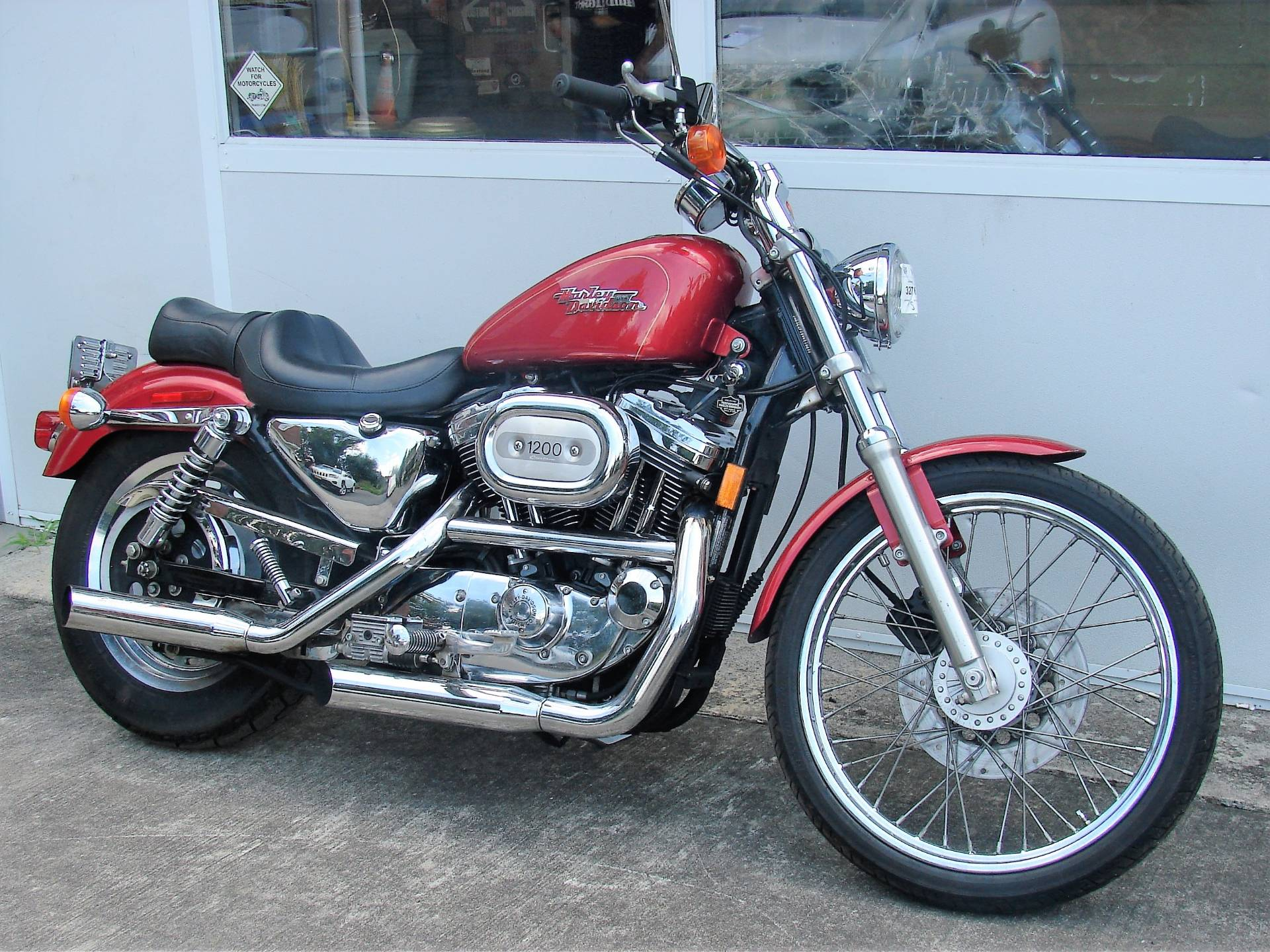 1997 Harley-Davidson XL 1200 Sportster Custom in Williamstown, New Jersey - Photo 4