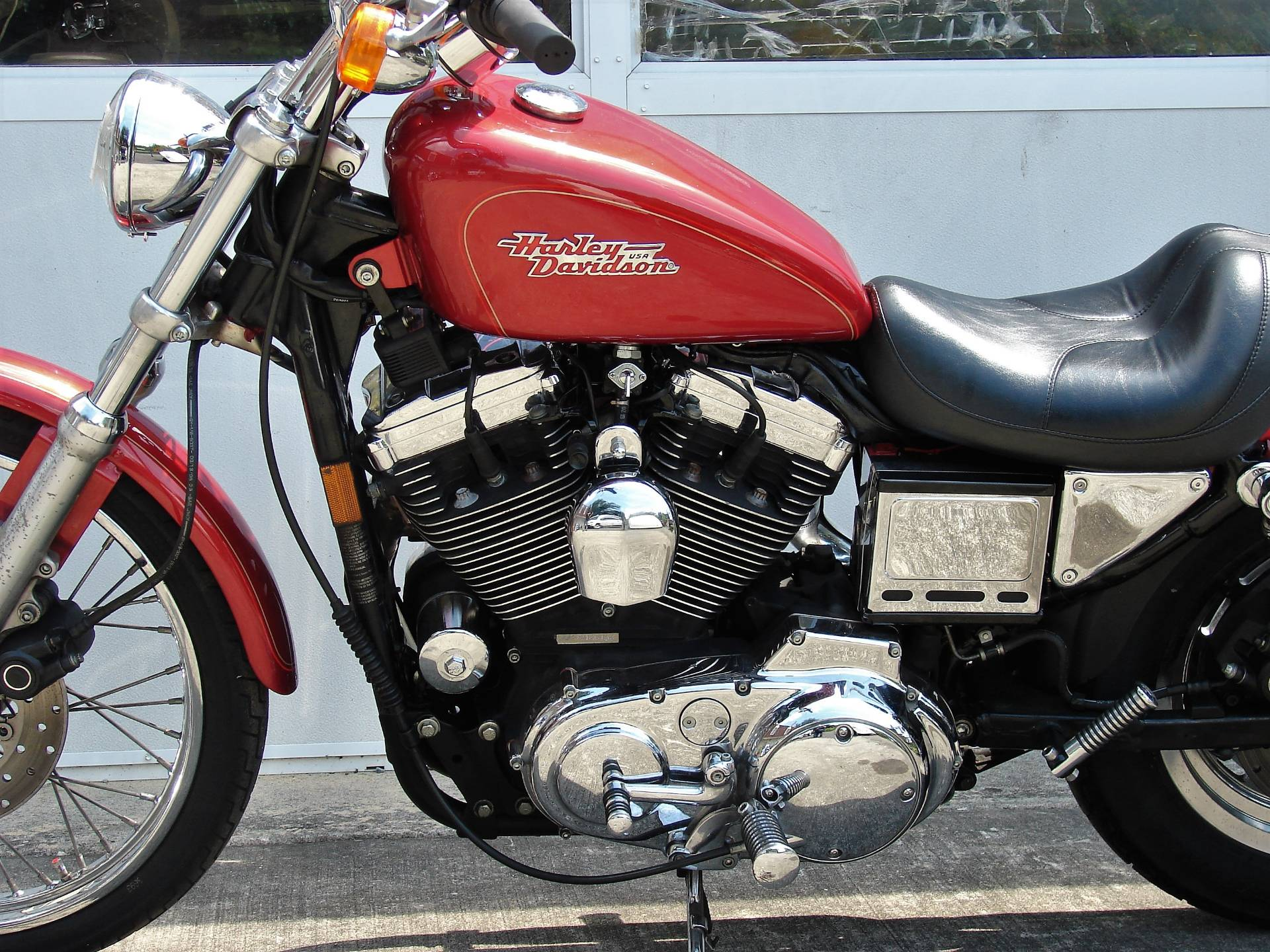 1997 Harley-Davidson XL 1200 Sportster Custom in Williamstown, New Jersey - Photo 7