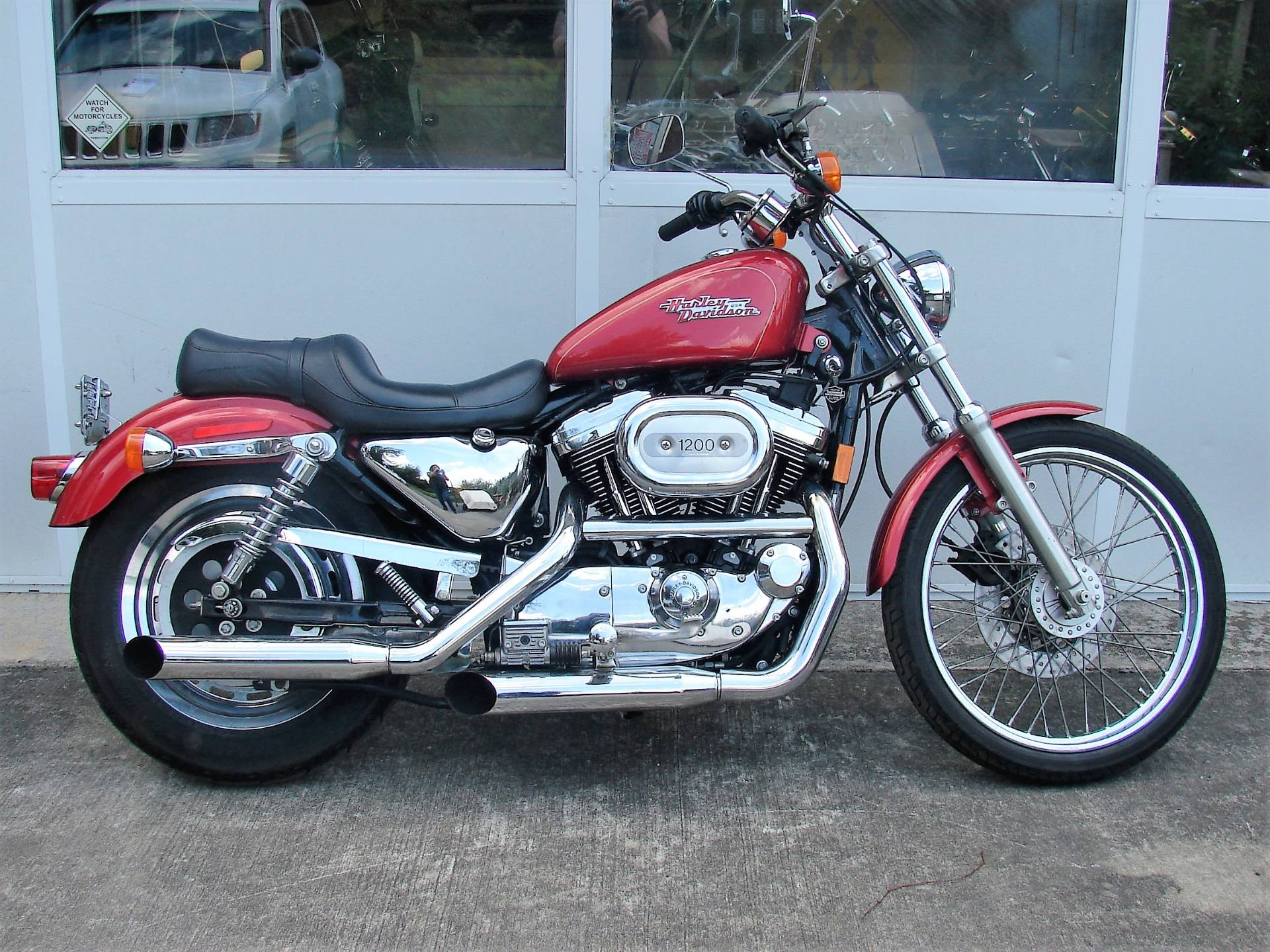 1997 Harley-Davidson XL 1200 Sportster Custom in Williamstown, New Jersey - Photo 10