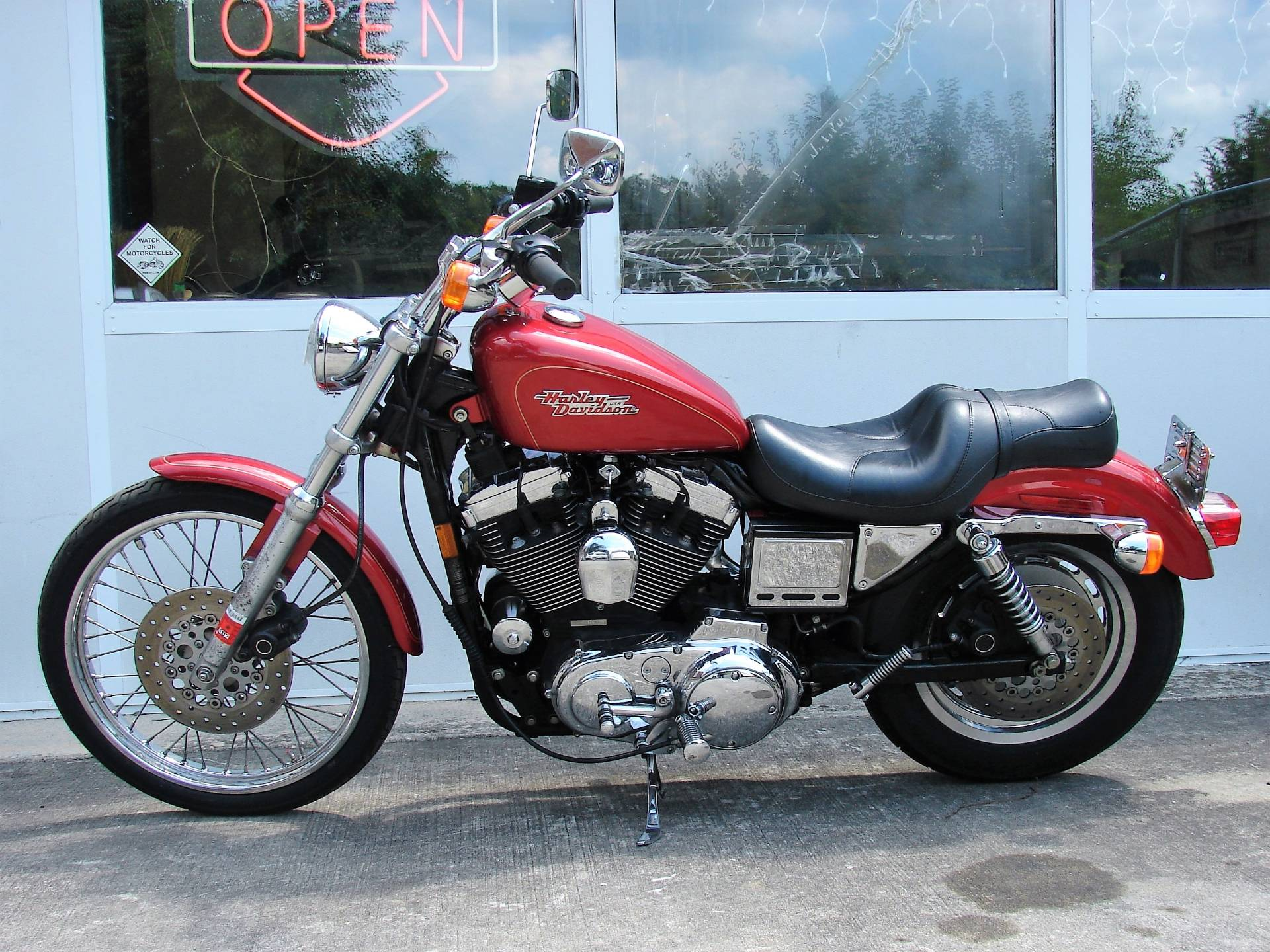 1997 Harley-Davidson XL 1200 Sportster Custom in Williamstown, New Jersey - Photo 13
