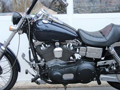 2005 Harley-Davidson FXDWG Dyna Wide Glide  (Navy Blue / Black) in Williamstown, New Jersey - Photo 6