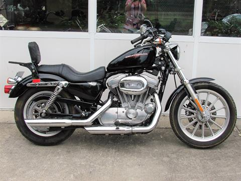 2006 Harley-Davidson Sportster XL 883   (Vivid Black) in Williamstown, New Jersey