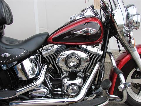 2012 Harley-Davidson Heritage Softail FLSTC in Williamstown, New Jersey - Photo 3