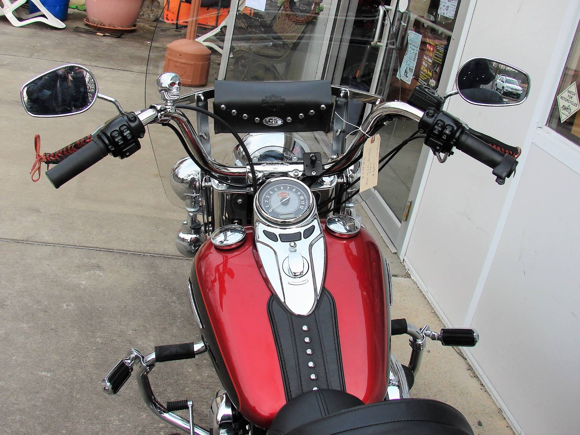 2012 Harley-Davidson Heritage Softail FLSTC in Williamstown, New Jersey - Photo 8