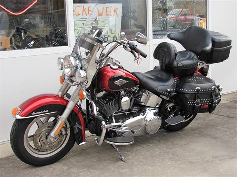 2012 Harley-Davidson Heritage Softail FLSTC in Williamstown, New Jersey - Photo 13