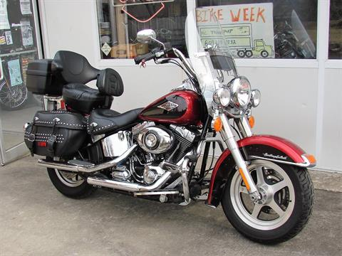 2012 Harley-Davidson Heritage Softail FLSTC in Williamstown, New Jersey - Photo 14