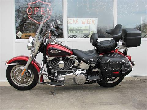 2012 Harley-Davidson Heritage Softail FLSTC in Williamstown, New Jersey - Photo 15