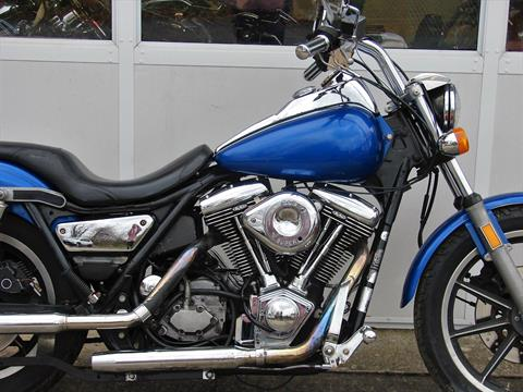 1986 Harley-Davidson Harley Davidson FXR  (Black) in Williamstown, New Jersey