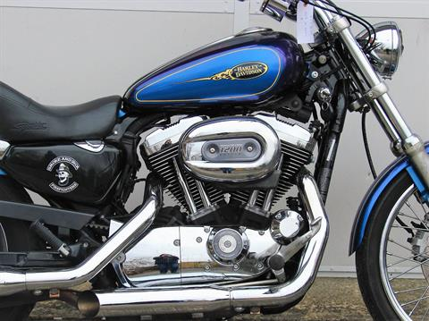 2009 Harley-Davidson XL 1200C Sportster in Williamstown, New Jersey - Photo 3