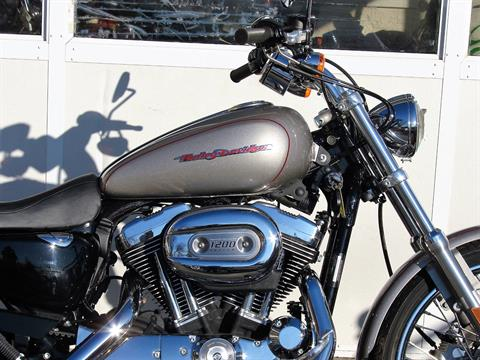2007 Harley-Davidson XL 1200 Sportster Custom in Williamstown, New Jersey - Photo 2