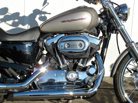 2007 Harley-Davidson XL 1200 Sportster Custom in Williamstown, New Jersey - Photo 3