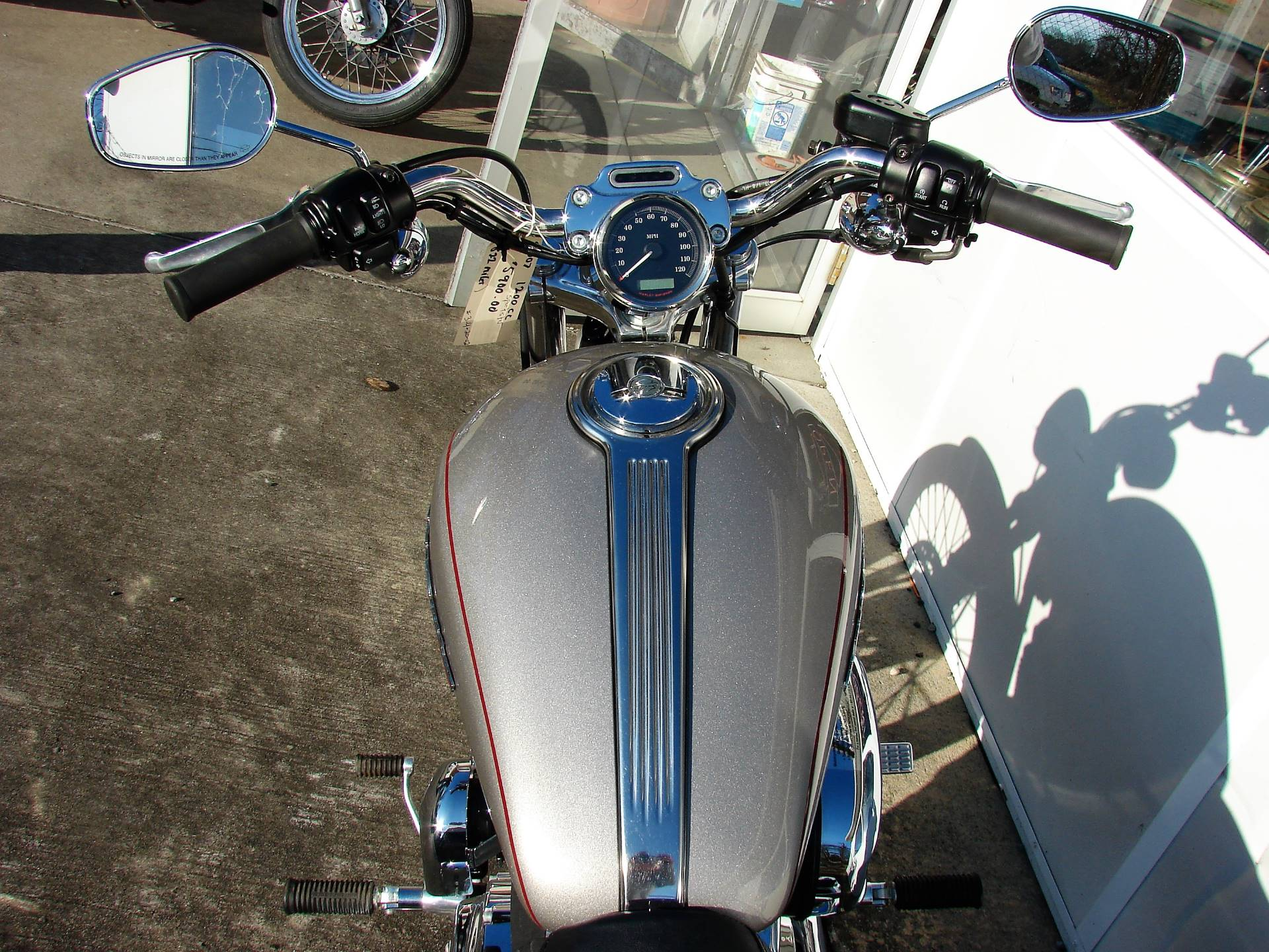 2007 Harley-Davidson XL 1200 Sportster Custom in Williamstown, New Jersey - Photo 10