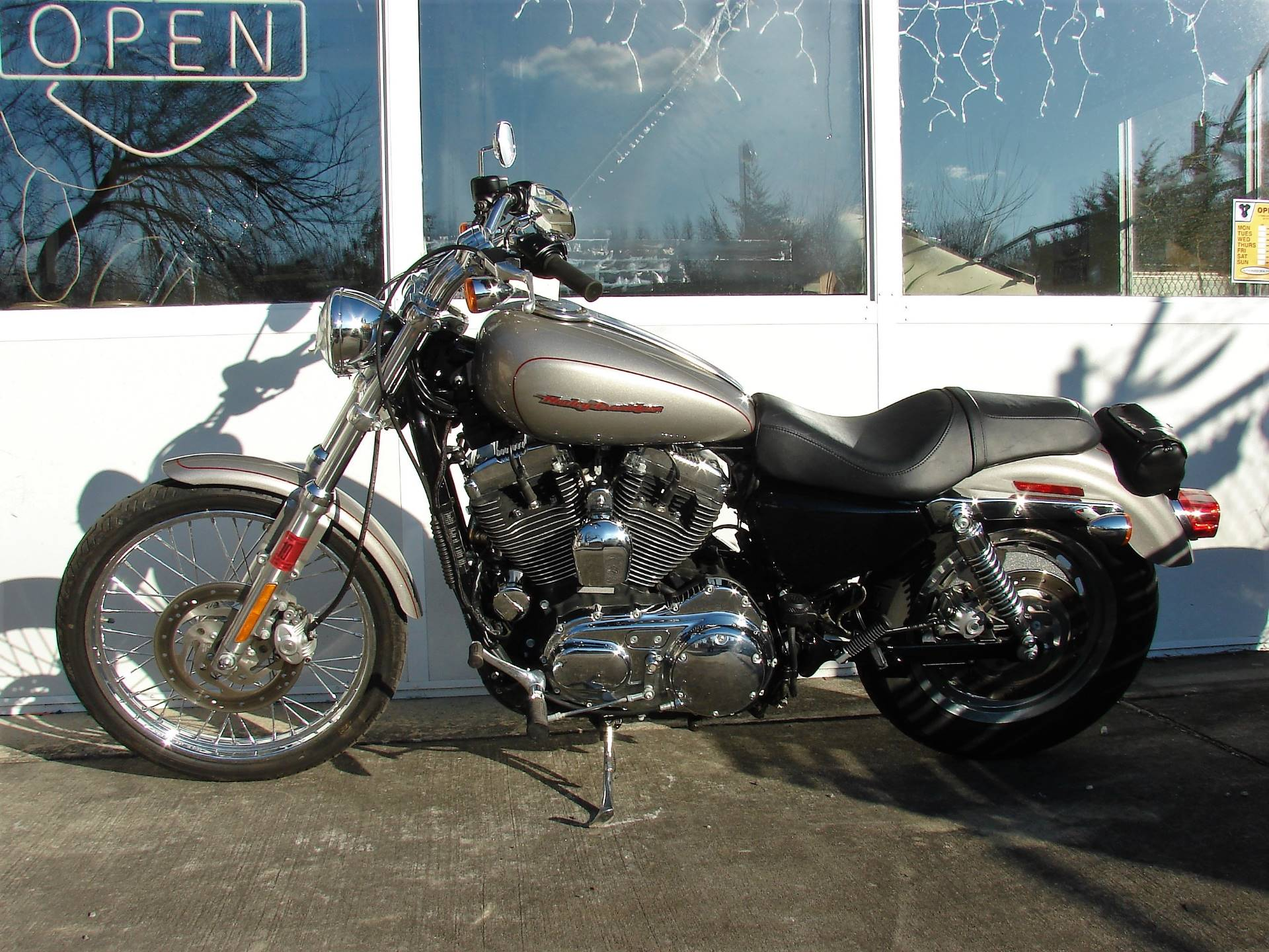 2007 Harley-Davidson XL 1200 Sportster Custom in Williamstown, New Jersey - Photo 12