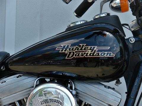 1998 Harley-Davidson Dyna Super Glide  (Black)  w/ Low Miles! in Williamstown, New Jersey - Photo 3