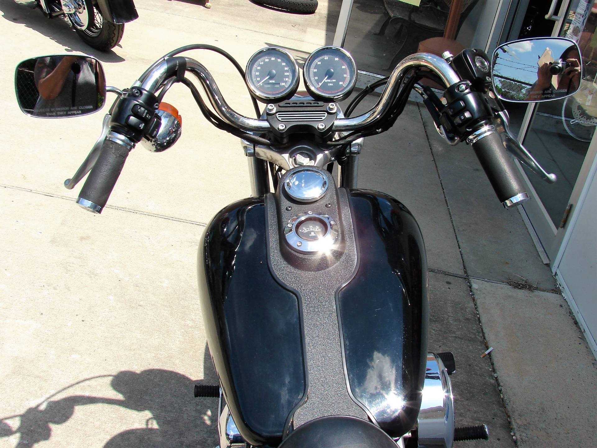 1998 Harley-Davidson Dyna Super Glide  (Black)  w/ Low Miles! in Williamstown, New Jersey - Photo 5