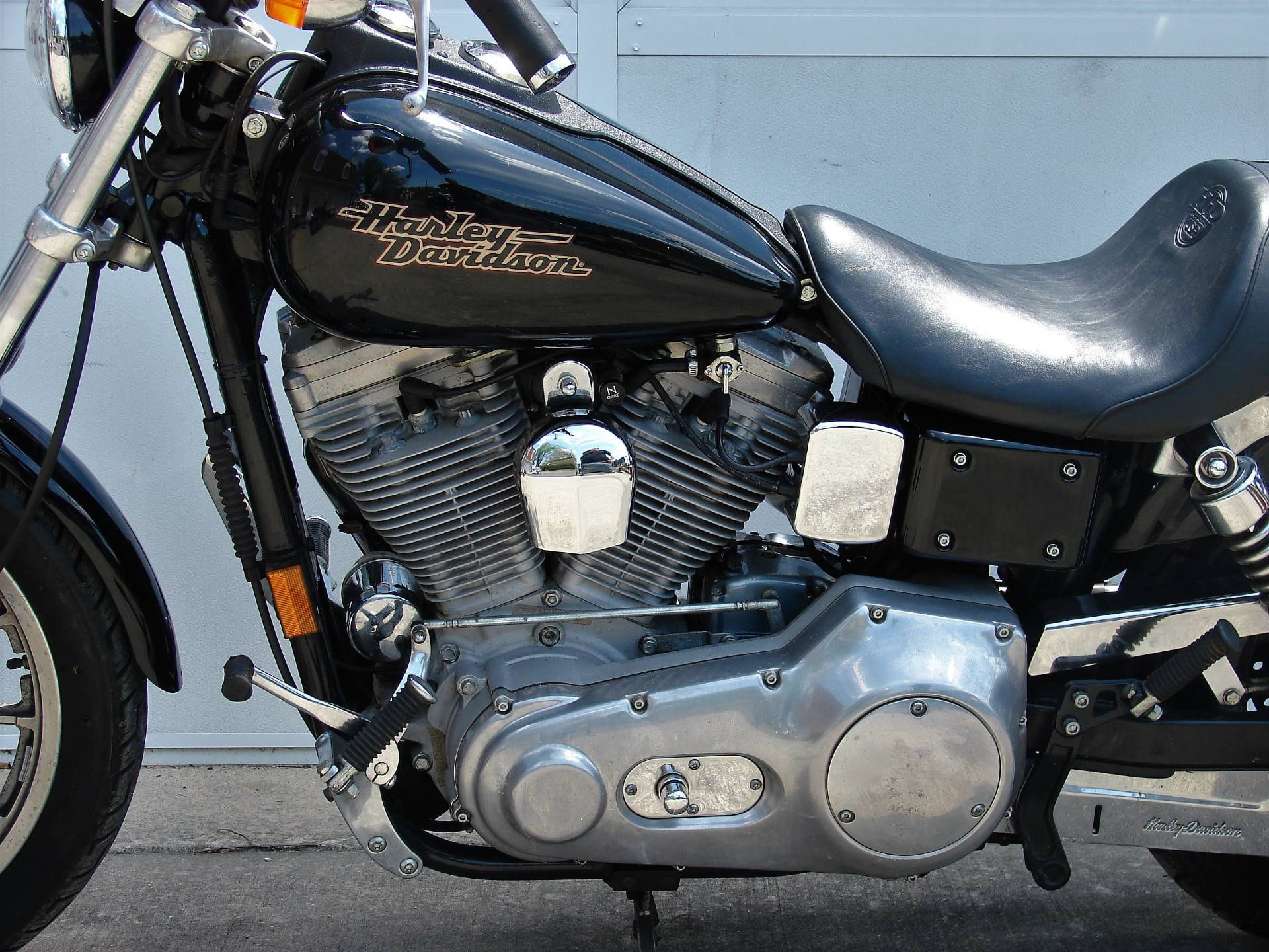 1998 Harley-Davidson Dyna Super Glide  (Black)  w/ Low Miles! in Williamstown, New Jersey - Photo 7