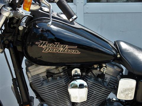 1998 Harley-Davidson Dyna Super Glide  (Black)  w/ Low Miles! in Williamstown, New Jersey - Photo 8