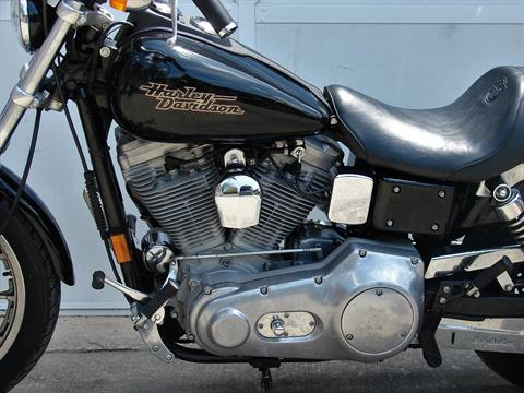 1998 Harley-Davidson Dyna Super Glide  (Black)  w/ Low Miles! in Williamstown, New Jersey - Photo 13
