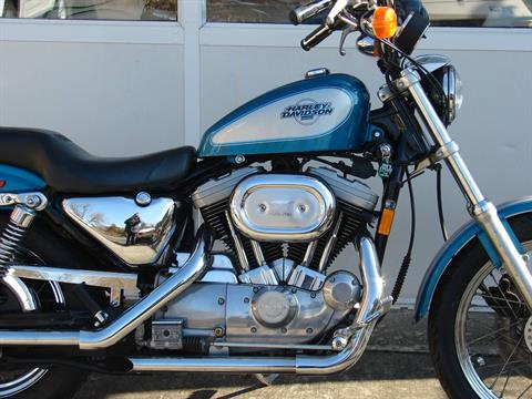 1995 Harley-Davidson 1200 Sportster  (Teal Blue and Silver) in Williamstown, New Jersey - Photo 11