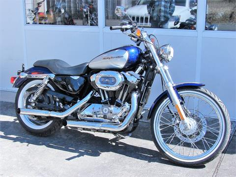 2006 Harley-Davidson XL 1200 Sportster Custom in Williamstown, New Jersey