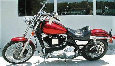 1986 Harley-Davidson FXR in Williamstown, New Jersey - Photo 3