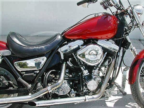 1986 Harley-Davidson FXR in Williamstown, New Jersey - Photo 6